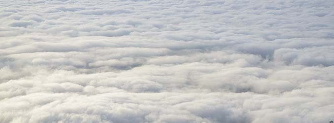 Mist-sky